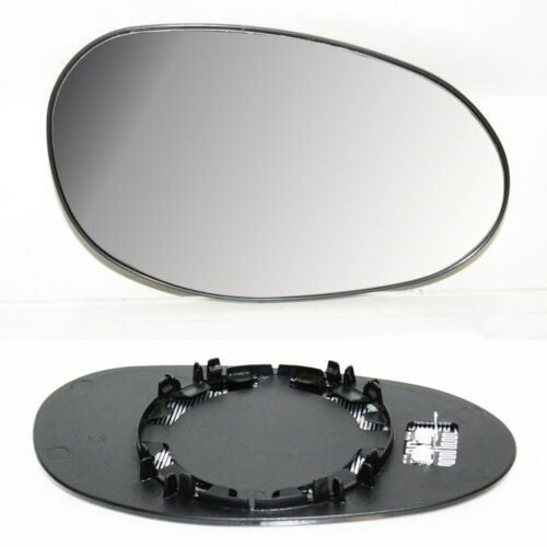 LHS Door Wing Mirror Heated Glass For Smart For Two 1998-2006 New