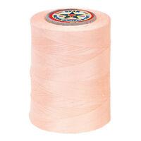 161star 100% Cotton Machine Quilting & Sewing Craft Threadpeach30wt