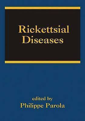 Rickettsial Diseases (Infectious Disease and Therapy) by