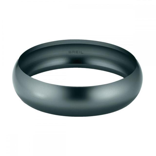 Bracciale Rigido Donna BREIL SECRETLY THIN TJ1118 Misura M Alluminio Grigio