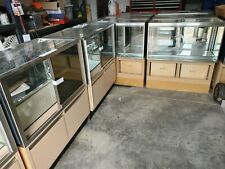 Retail Jewelry Perfume Display Cases Excellent Condition