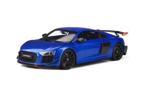Audi R8 Performance Parts • NEU • GT Spirit GT254 • 1:18