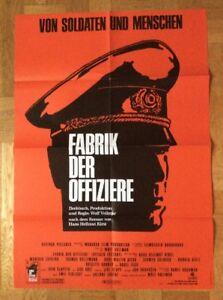 Fabrik-der-Offiziere-Kinoplakat-039-89-Manfred-Zapatka-Thomas-Holtzmann