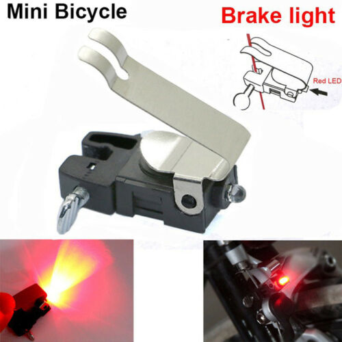 Led Brake Cycling Bike Accessories Mountain Bicycle Brake Light Brake Light new