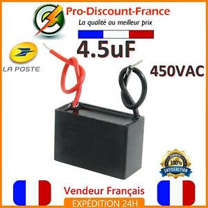 Condensateur-Demarrage-Moteur-CBB61-4-5uF-4-5mF-450VAC-450-Polypropylene-50-60Hz