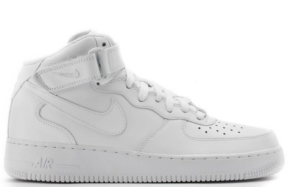 Nike air force force force 1 uomini a metà 2007 scarpe bianche 315123-111 b | Nuovo 2019  83482c