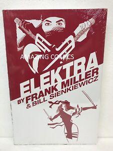 Marvel-ELEKTRA-by-FRANK-MILLER-OMNIBUS-Hardcover-HC-Daredevil-NEW-MSRP-100