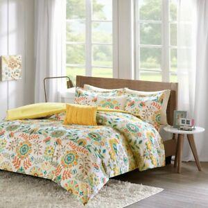 Intelligent-Design-ID10-727-Nina-Comforter-Set-Twin-XL-Multi-Twin-Twin-X-Large