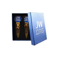 Jw.org Bookmark, 2 Metal Bookmark, Book-marks With JW.ORG Logo Gift Box