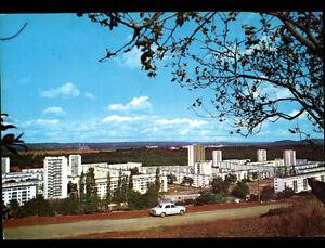 MOURENX-64-PEUGEOT-403-a-la-CENTRALE-d-039-ARTIX-USINE-PECHINEY-AQUITAINECHIMIE