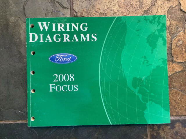 2008 Ford Focus Wiring Diagrams Electrical Service Manual