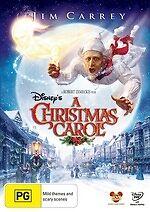 A-Christmas-Carol-NEW-DVD-Jim-Carey-Region-4-Australia