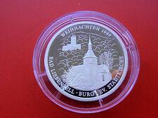 *Silbermedaille  ca.15 gr. PP Weinachten 1999* Bad Liebenzeil