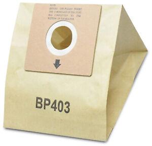 3x Vacuum Cleaner Bags 1025Volta MEGA COMPACT PLUS DOLPHIN GEMINI PULSAR CONTOUR