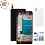 LCD-Ecran-tactile-Huawei-P8-Lite-2015-ALE-L21-Chassis-Noir-Outils-Protection miniature 1