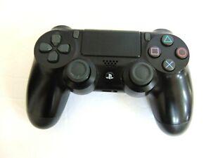 PS4-PlayStation-4-Dualshock-4-Wireless-Controller-CUH-ZCT1U-Jet-Black