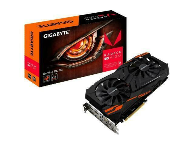 Powercolor Radeon Rx Vega Graphics Card Axrx Vega 64 8gbhbm2 2d2h Oc For Sale Online Ebay