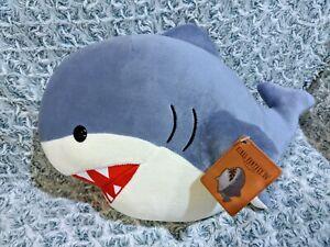 TAITO Final Fantasy XIV Plush The Major General Commander Shark JAPAN OFFICIAL