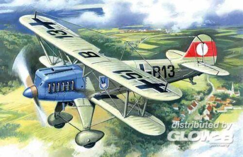 ICM 72193 Plastikmodellbau Luftfahrt Heinkel He 51A-1