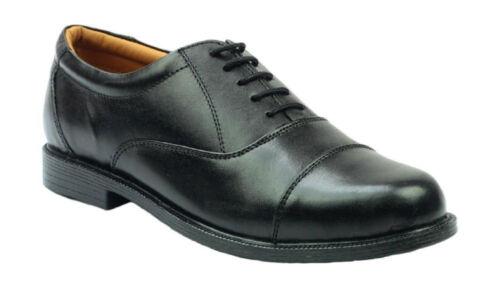 Zapatos Para Hombre Cuero Formal Oxford Con Tapa Classic Smart Vestido Con Cordones Trabajo De Oficina