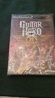 Guitar Hero For Ps2 In Box