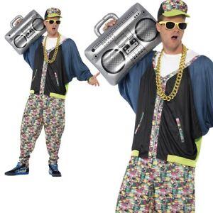 Rapper Kostüm Kinder Karneval Pimp Prolet Hip Hop Fasching Ghetto Artist Bling