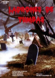 LADRONES DE TUMBAS (DVD PRECINTADO) TERROR - España - LADRONES DE TUMBAS (DVD PRECINTADO) TERROR - España