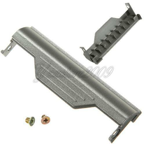 HDD HARD DISK DRIVE CADDY COVER FOR Dell Latitude D820 D830 FF389 &2Screws