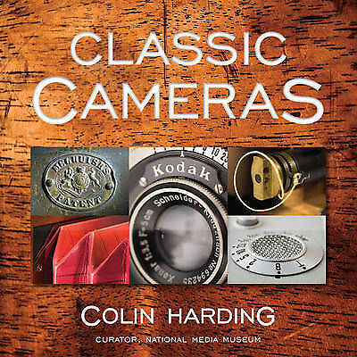 CLASSIC CAMERAS by Colin Harding : WH2-R3D : HBL290 : NEW BOOK