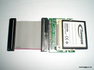 NEU-2-5-034-IDE-to-CF-Compact-Flash-Hard-Drive-Festplatte-Kabel-Amiga-600-1200