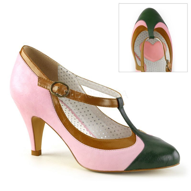 Pin UP COUTURE PUMPS PIN UP COUTURE Peach-ordinare 03