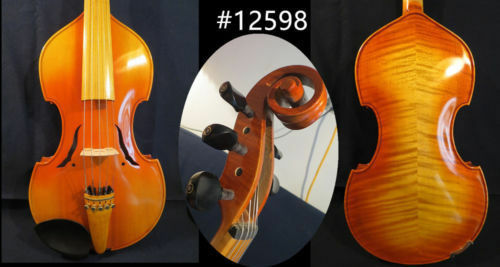 Canción de de de estilo barroco profesión Master 5 Cuerdas 17  púrpura. enorme y sonido potente 56f051