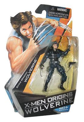 "STRIKE MISSION WOLVERINE Marvel Universe NEW 3.75/"" action figure ORIGINS x-men"