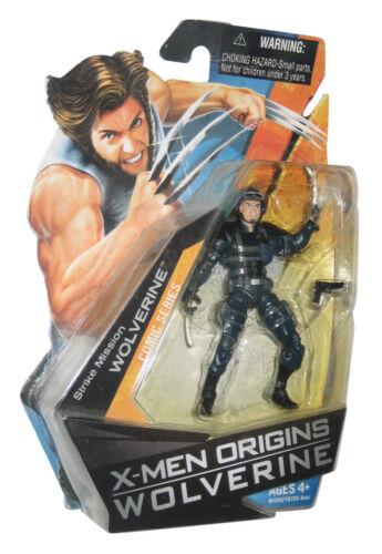 "Strike mission Wolverine Marvel Universe NEW 3.75/"" ACTION FIGURE origines X-Men"