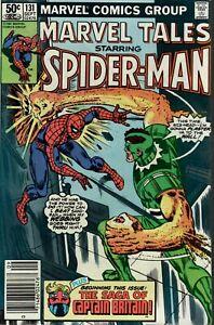 Marvel-Comic-Spider-Man-131-September-1981-Near-Mint-Unread-Condition