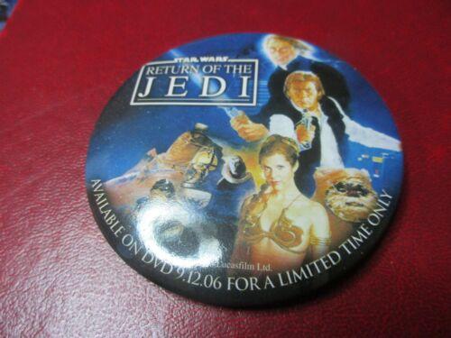Star Wars Return of the Jedi Large Pin