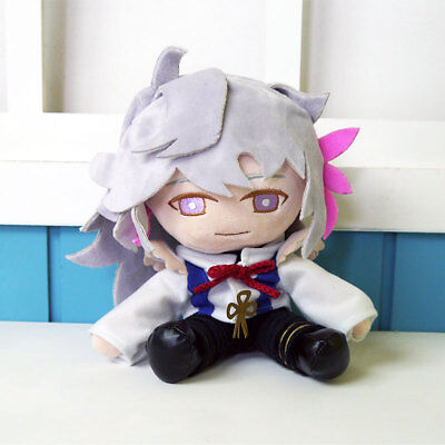 Fate//Grand Order Merlin FGO Cute Plush Soft Toys Hold Pillow Cosplay Doll New