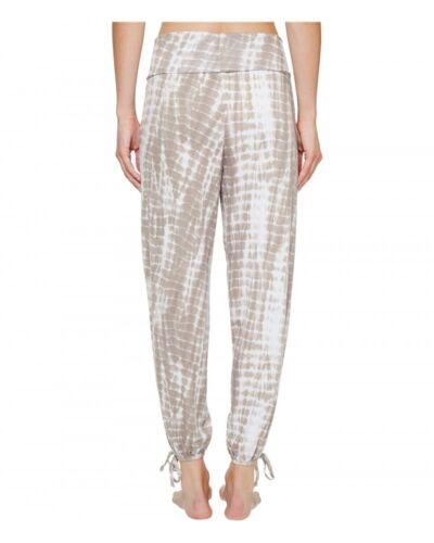 Onzie Hot Yoga Gypsy Pants 212 Tan Tie Dye