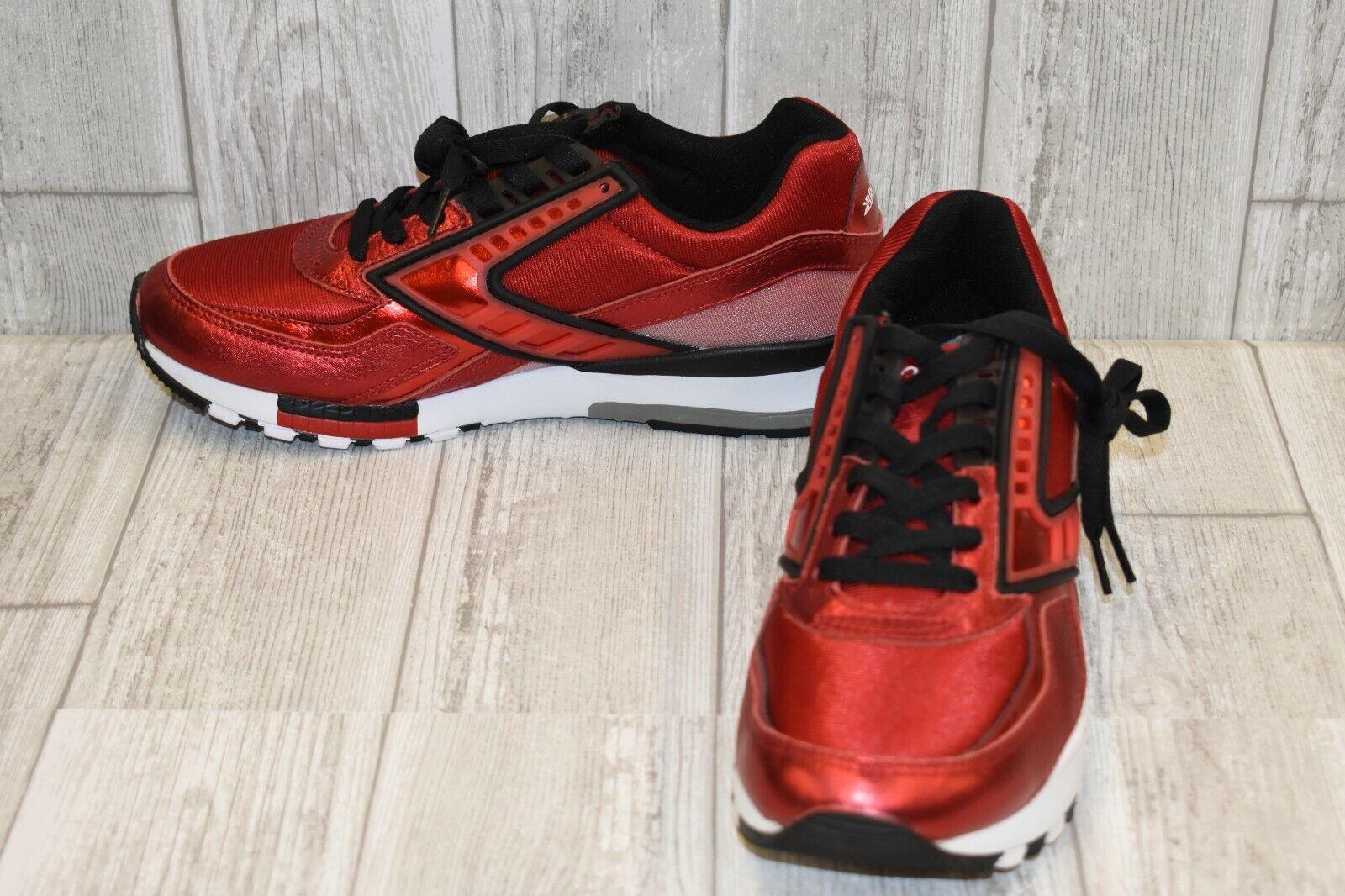 Brooks Regent Vintage Zapatillas Para Correr, De Hombre D, Rojo Negro blancoo