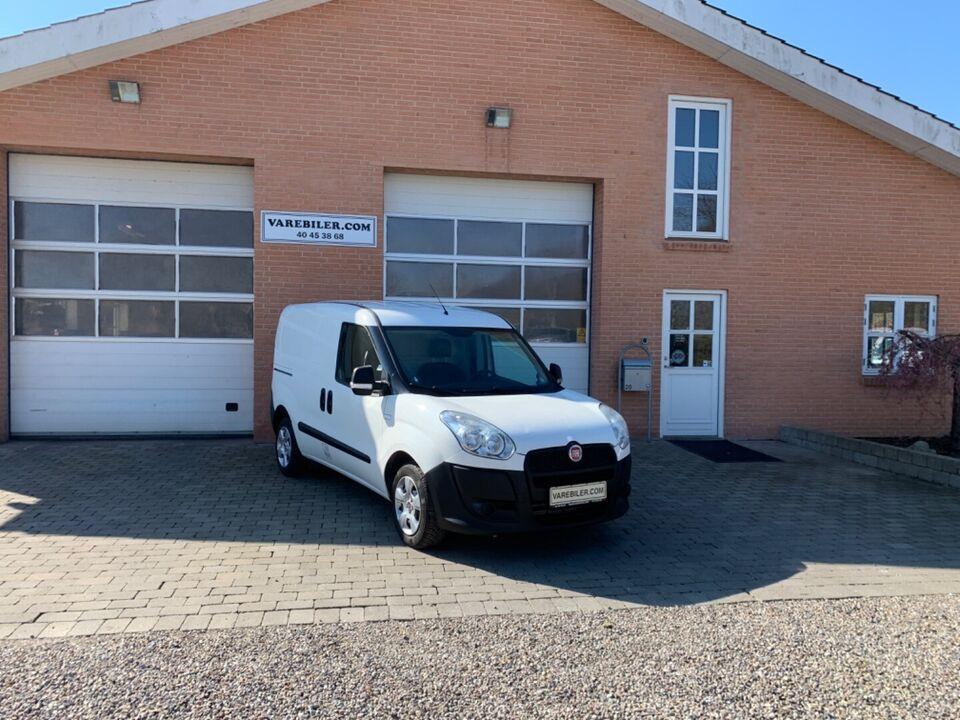 Fiat Doblò Cargo 1,3 MJT Professional L1 Diesel modelår