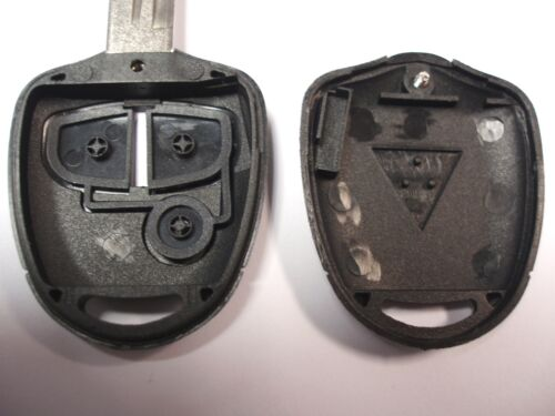 Ersatz 2-tasten Schutzhülle für Mitsubishi Outlander L200 Shogun Lancer