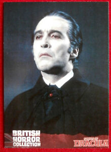 CHRISTOPHER-LEE-BRITISH-HORROR-COLLECTION-Promo-Card-B2-Unstoppable-2016