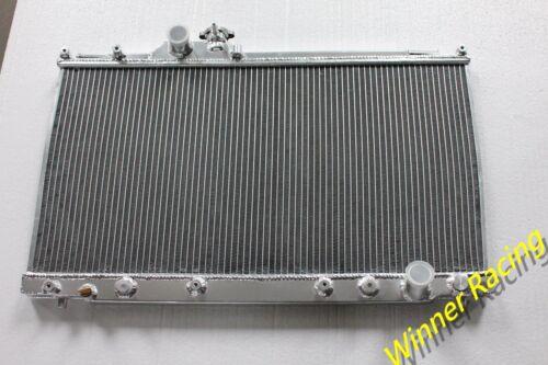 ALUMINUM RADIATOR Fits LEXUS IS300//ALTEZZA GITA JCE10 2JZ-GE 3.0L AUTO 2001-2005