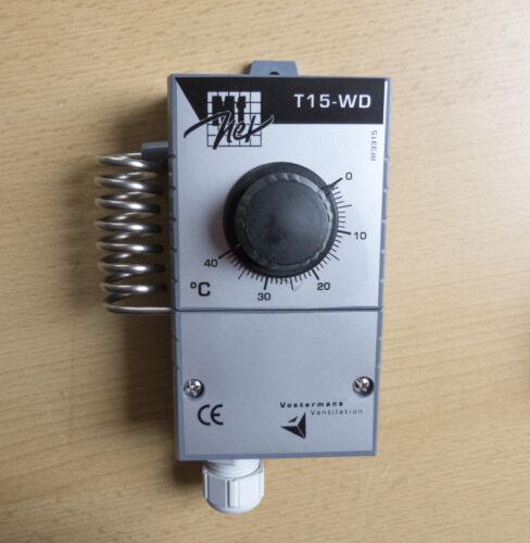 Thermostat  Lufterhitzer Heizungsthermostat Feuchtraumthermostat