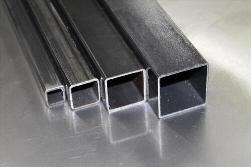 Vierkantrohr Quadratrohr Stahl Profilrohr Stahlrohr 50x50x5 bis 1000mm