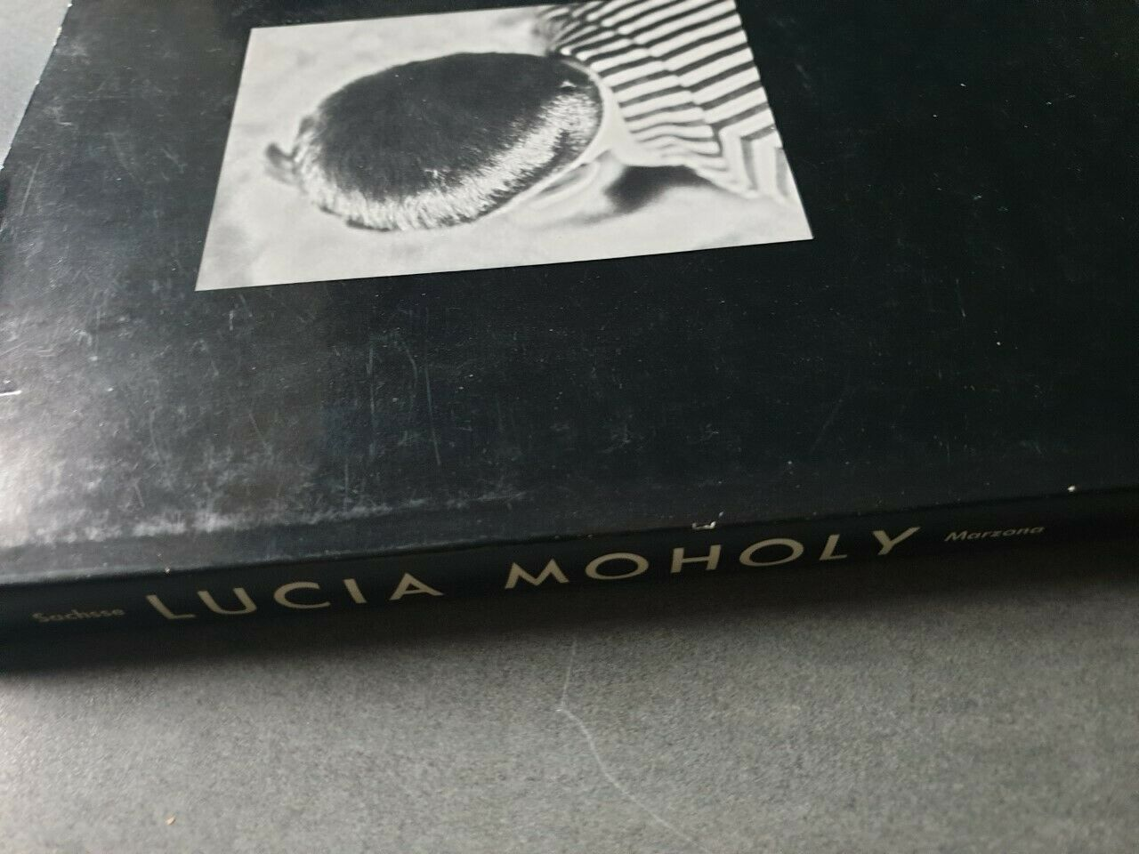 LUCIA MOHOLY Rolf Sachsse Edition Marzona 1985 - Rolf Sachsse