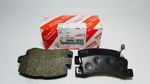 1991-1996 Toyota Landcruiser OEM Factory Front Brake Pad Kit