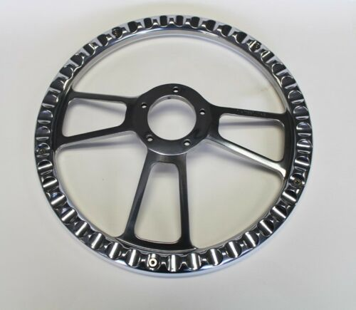 "60-73 All VW Volkswagen Carbon Fiber and Billet Steering Wheel 14/"" VW cap"