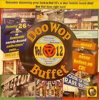 Doo Wop Buffet - Volume 12- 26 Va Tracks