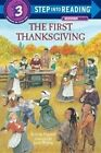 Step into Reading First Thanksgving by Linda Hayward (Paperback, 1990)